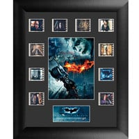 Batman Dark Knight Mini Montage Framed Film Cell