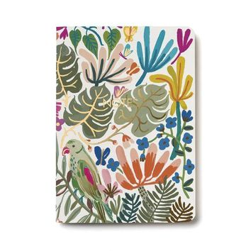 RED CAP CARDS TROPICAL JUNGLE NOTEBOOK