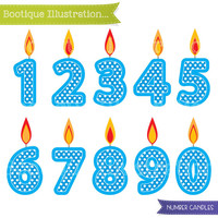 Blue Number Candles Clipart. Boys Birthday Clipart. Blue Candles Clip Art. Boys Birthday Clipart. Numbers Clipart. Birthday Digital.