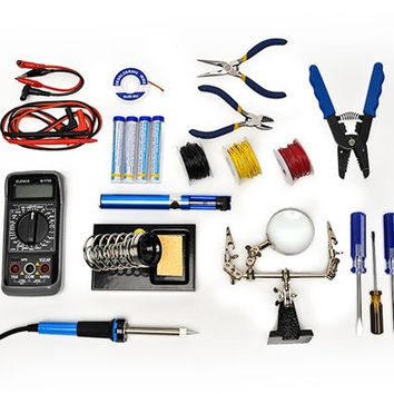 Make: Deluxe Electronics Toolkit