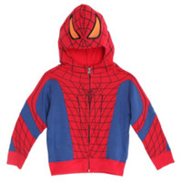Marvel The Amazing Spider-Man Toddler Zip Hoodie