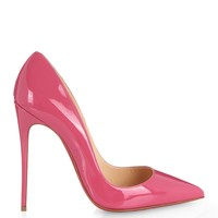 So Kate 120mm patent-leather pumps | Christian Louboutin | MATCHESFASHION.COM US