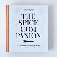 The Spice Companion: A Guide to the World of Spices, Signed Copy