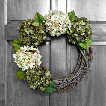 depot door day wreath wreaths the silk inch genesee front image shipping