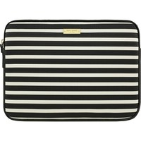 "kate spade new york - Sleeve for 13"" Apple® MacBook® - Fairmont Square Black/Cream"
