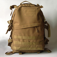 3D Camping Backpack Outdoors Travel Bags [6632420487]