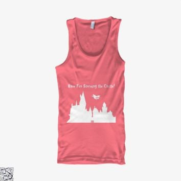 Harry Potter And The Princess Bride, Harry Potter Tank Top