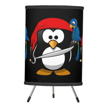 Pirate Penguin lamp