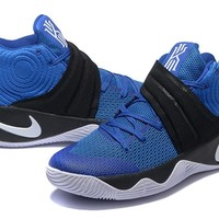 Nike Kyrie Irving 2 Royal Blue/Black Basketball Shoe