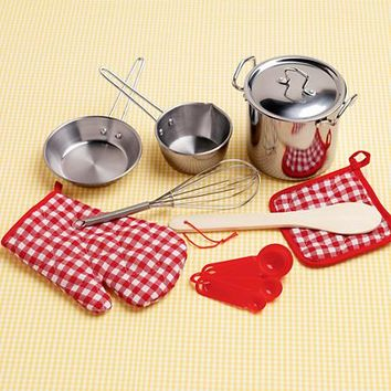 Eenie, Meenie, Miney, Mini Cooking Set in Kitchen & Grocery | The Land of Nod