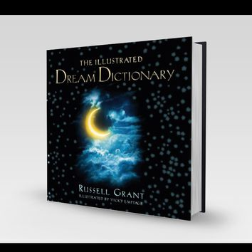 Illustrated Dream Dictionary (Hardcover) NEW