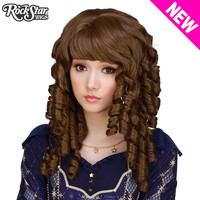Gothic Lolita Wigs®  Ringlet Redux™ Collection - Chestnut Brown Mix - 00503