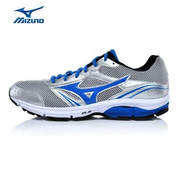 MIZUNO Men WAVE IMPETUS 3 Mesh Breathable Support Cushioning Jogging Running Shoes Sneakers Sport Shoes J1GE151323 XYP331
