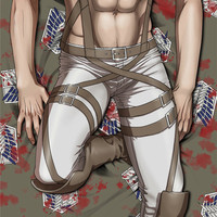 Attack on Titan: Levi pillow