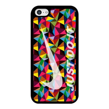 Nike Just Do It Geometrick iPhone 5C Case
