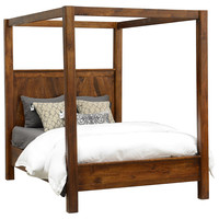Berkshire Canopy Bed, Queen, Canopy Beds