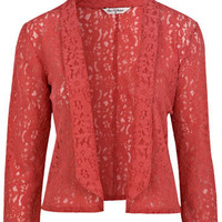 Lace Jacket - Coats & Jackets  - Apparel