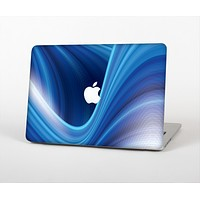 """The Gradient Waves of Blue Skin for the Apple MacBook Air 13"""""""