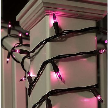 Purple String Lights - Spirithalloween.com