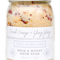 Buttermilk & Honey Bath Soak