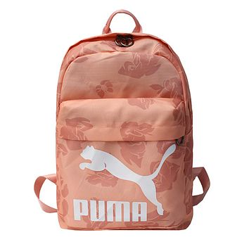 PUMA Men and women's leisure backpacks