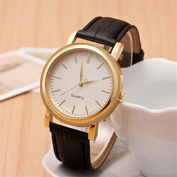 Womens Retro Leather Strap Watch Bicycle Sports Watches + Beautiful Gift Box