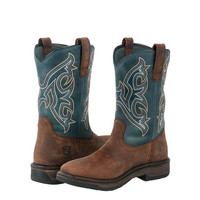 Noble Outfitters Ranch Tough Square Toe Boot