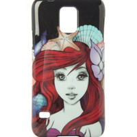 Disney The Little Mermaid Ariel Sketch Galaxy S5 Case