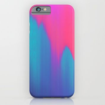 Pink Goo iPhone & iPod Case by Okti