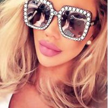 Blinged Sunglasses