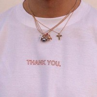 """THANK YOU"" Tee"