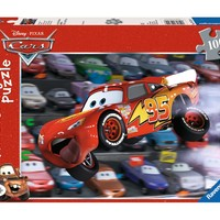 Disney - Cars Everywhere! - 100 XXL Piece Jigsaw Puzzle