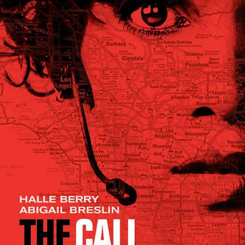 The Call 27x40 Movie Poster (2013)