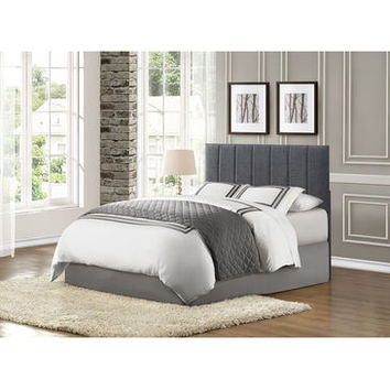 Homelegance Potrero Queen/Full Headboard Only In Grey