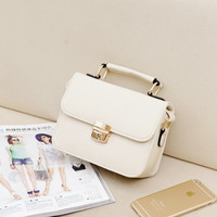 Summer Fashion Stylish Sweets One Shoulder Bags Casual Lock [6583221703]