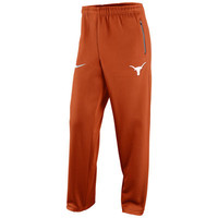 Texas Longhorns Nike KO Chain Performance Fleece Pants – Burnt Orange