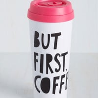 Travel Main Street Rendezvous Travel Mug by ModCloth
