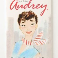 Just Being Audrey - Anthropologie.com