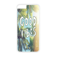 Good Vibes Palm Trees Case