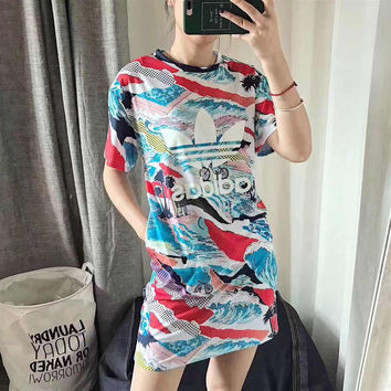 Adidas: Fashion casual lady dress