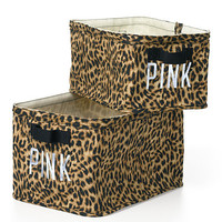 Storage Bins - PINK - Victoria's Secret