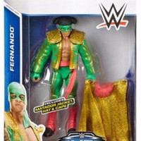 WWE Elite Series 35 Fernando