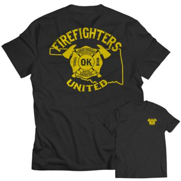 Limited Edition - Oklahoma Firefighters United