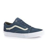 Vans Old Skool Pro Shoes Dull Navy