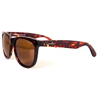The Seeker Sunglasses in Tortoise Shell by Kennedy