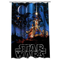 Star Wars Shower curtain - Justvero