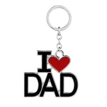 Chain Mother Father's Day Valentine's Gift Key Ring