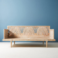 Carved Lovella Daybed