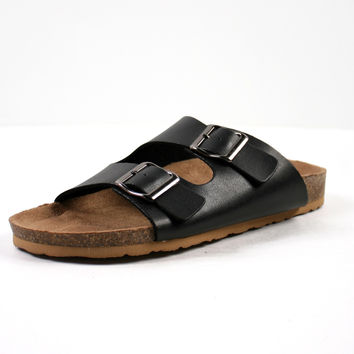 Brittany Buckle Sandal