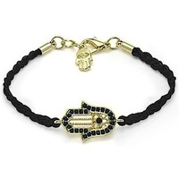 Black Color Hamsa Bracelet